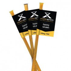 THC honey straws