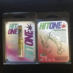 Hit One marijuana oil cartridge
