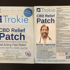Trokie CBD Patch