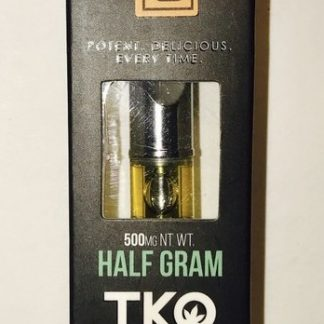 TKO Vape cartridges