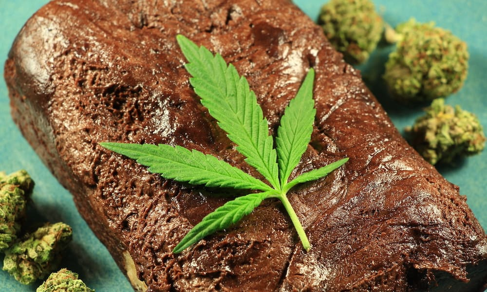 Edibles – The Hottest Trend in the Marijuana Industry
